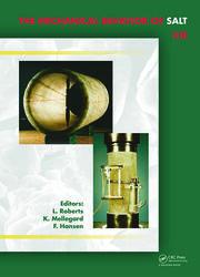 Mechanical Behaviour of Salt VIII