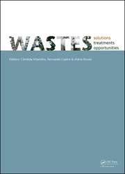 WASTES 2015 – Solutions, Treatments and Opportunities: Selected papers from the 3rd Edition of the International Conference on Wastes: Solutions, Treatments and Opportunities, Viana Do Castelo, Portugal,14-16 September 2015