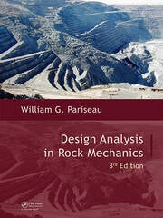 Design Analysis in Rock Mechanics, Third Edition