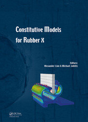Constitutive Models for Rubber X: Proceedings of the European Conference on Constitutive Models for Rubbers X (Munich, Germany, 28-31 August 2017)