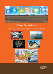Energy Geotechnics: Proceedings of the 1st International Conference on Energy Geotechnics, ICEGT 2016, Kiel, Germany, 29-31 August 2016