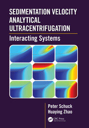 Sedimentation Velocity Analytical Ultracentrifugation: Interacting Systems
