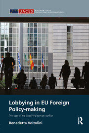 Lobbying in EU Foreign Policy-making: The case of the Israeli-Palestinian conflict