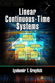 Linear Continuous-Time Systems - 1st Edition book cover