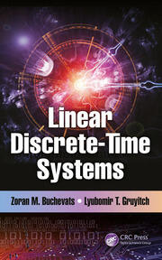 Linear Discrete-Time Systems - 1st Edition book cover