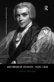 Archbishop Howley, 1828–1848