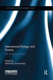 International Energy and Poverty: The emerging contours