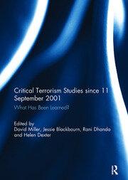 Critical Terrorism Studies since 11 September 2001