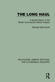 The Long Haul: A Social Histry of the British Commercial Vehicle Industry