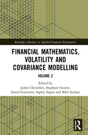 Financial Mathematics, Volatility and Covariance Modelling: Volume 2