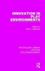 Innovation in Play Environments