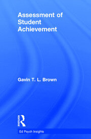 Assessment of Student Achievement *Brown*