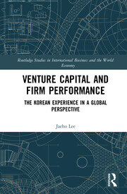 Venture Capital and Firm Performance: The Korean Experience in a Global Perspective