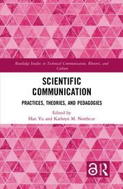 Scientific Communication; Yu - 1st Edition book cover