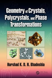Geometry of Crystals, Polycrystals, and Phase Transformations
