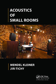 Acoustics of Small Rooms