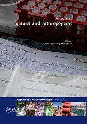 Arsenic: Natural and Anthropogenic