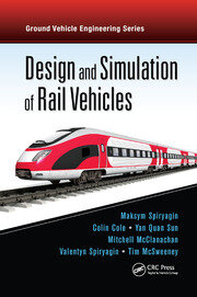 Design and Simulation of Rail Vehicles