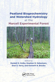 Peatland Biogeochemistry and Watershed Hydrology at the Marcell Experimental Forest
