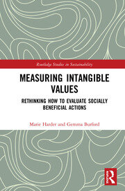 Measuring Intangible Values: Rethinking How to Evaluate Socially Beneficial Actions