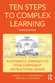 Ten Steps to Complex Learning *Van Merrienboer* - 1st Edition book cover
