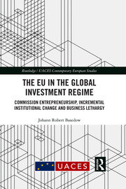 The EU in the Global Investment Regime: Commission Entrepreneurship, Incremental Institutional Change and Business Lethargy
