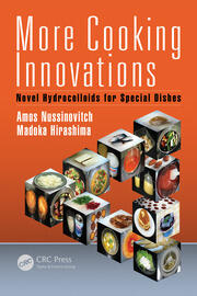 More Cooking Innovations: Novel Hydrocolloids for Special Dishes