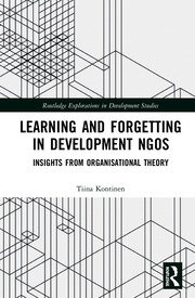 Learning and Forgetting in Development NGOs: Insights from Organisational Theory