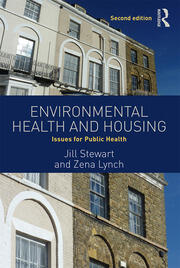 Featured Title - Environmental Health and Housing 2e - Stewart - 1st Edition book cover