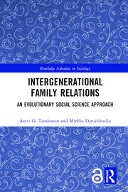 Intergenerational Family Relations: An Evolutionary Social Science Approach
