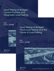 Load Testing of Bridges: Two Volume Set