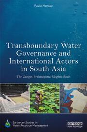 Transboundary Water Governance International Actors - Hanasz