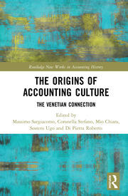 The Origins of Accounting Culture: The Venetian Connection