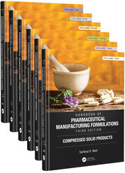 Handbook of Pharmaceutical Manufacturing Formulations, Third Edition