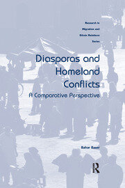 Diasporas and Homeland Conflicts: A Comparative Perspective