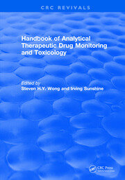 Handbook of Analytical Therapeutic Drug Monitoring and Toxicology (1996)