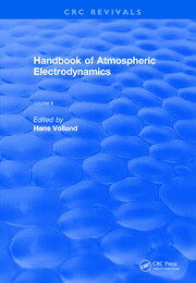 Handbook of Atmospheric Electrodynamics (1995): Volume II