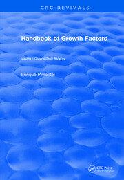 Handbook of Growth Factors (1994): Volume 1