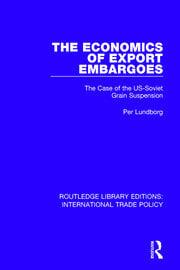 The Economics of Export Embargoes: The Case of the US-Soviet Grain Suspension