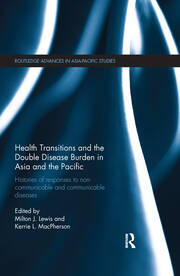 Health Transitions and the Double Disease Burden in Asia and the Pacific: Histories of Responses to Non-Communicable and Communicable Diseases