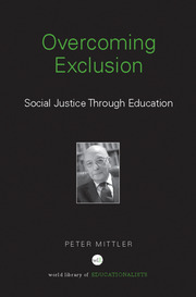 Overcoming Exclusion: Social Justice through Education