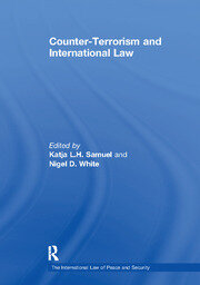 Counter-Terrorism and International Law