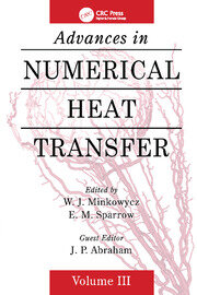 Advances in Numerical Heat Transfer, Volume 3