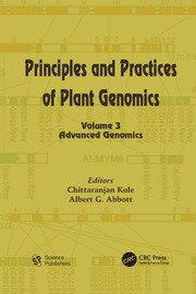 Principles and Practices of Plant Genomics, Volume 3: Advanced Genomics