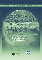 Analytical Measurements in Aquatic Environments