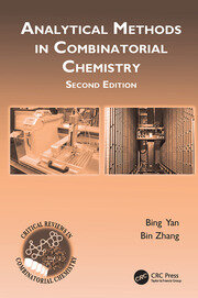 Analytical Methods in Combinatorial Chemistry