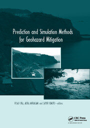 Prediction and Simulation Methods for Geohazard Mitigation: including CD-ROM