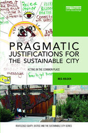 Featured Title - The City, Pragmatism, Urban Discourse: Holden - 1st Edition book cover