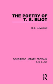 The Poetry of T. S. Eliot