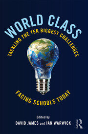 World Class James - 1st Edition book cover